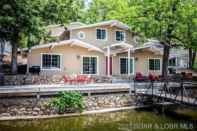 181 Old Shawnee Bend Road, Sunrise Beach, MO 65079 (MLS #3536373) :: Columbia Real Estate