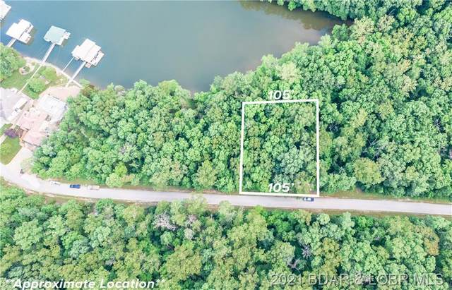 TBD Spring Creek Drive, Sunrise Beach, MO 65079 (MLS #3536384) :: Columbia Real Estate