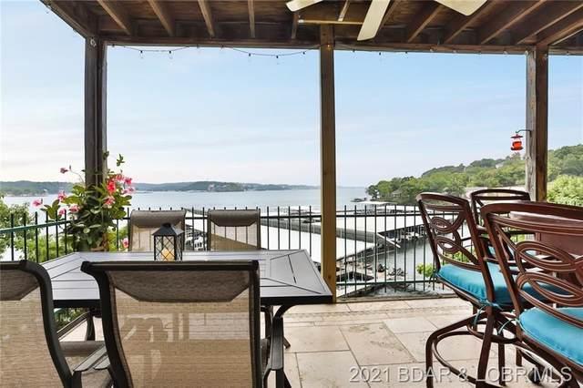 W201 Harbour Towne Drive 2C, Lake Ozark, MO 65049 (MLS #3536515) :: Columbia Real Estate