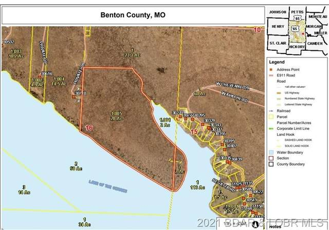 TBD Rocky Ledge Road, Out Of Area (BDAR), MO 65338 (MLS #3536520) :: Coldwell Banker Lake Country