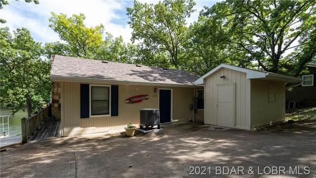 629 Three Oaks Drive, Sunrise Beach, MO 65079 (MLS #3537818) :: Coldwell Banker Lake Country