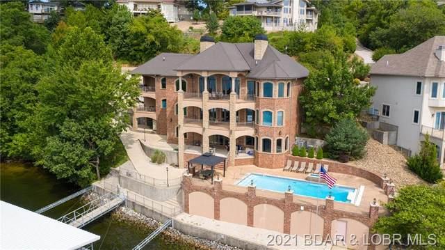1107 Beacon Pointe Circle, Lake Ozark, MO 65049 (MLS #3537823) :: Columbia Real Estate