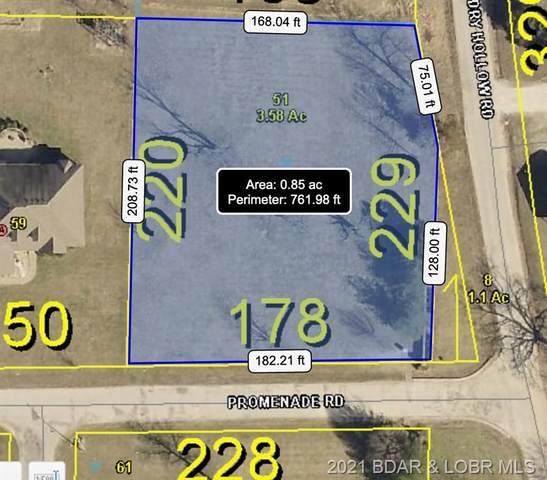 Lot 31 Tonka Villa Estates, Camdenton, MO 65020 (MLS #3537871) :: Columbia Real Estate