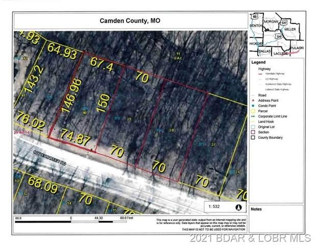 Lots 572, 573 & 574 Bittersweet Road, Four Seasons, MO 65049 (MLS #3537928) :: Coldwell Banker Lake Country