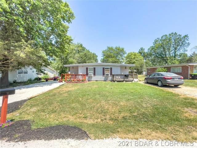 404 & 406 S Hunter Street, Versailles, MO 64084 (#3537948) :: Matt Smith Real Estate Group