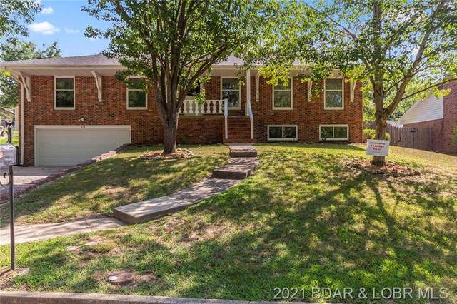 814 Western Air Drive, Jefferson City, MO 65109 (MLS #3537961) :: Coldwell Banker Lake Country