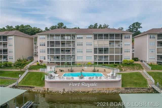 64 Port Royale Drive 2B, Sunrise Beach, MO 65079 (MLS #3538449) :: Columbia Real Estate