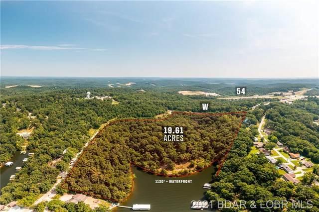 TBD Tbd Hwy W And Bob White Ln. Lane, Lake Ozark, MO 65049 (MLS #3538502) :: Columbia Real Estate