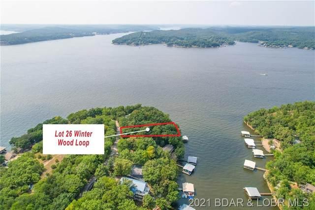 Lot 26 Winter Wood Loop, Linn Creek, MO 65052 (MLS #3538667) :: Columbia Real Estate