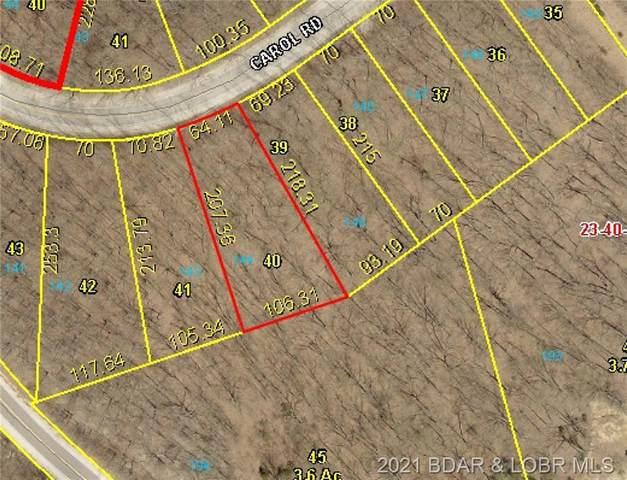 Lot 144 Carol Road, Four Seasons, MO 65049 (MLS #3538914) :: Columbia Real Estate