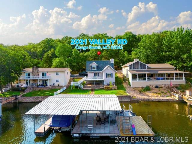 2021 Valley Road, Osage Beach, MO 65065 (MLS #3539130) :: Coldwell Banker Lake Country