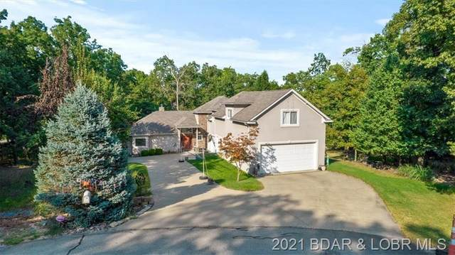 1416 Grand Point Boulevard, Sunrise Beach, MO 65079 (MLS #3539177) :: Coldwell Banker Lake Country