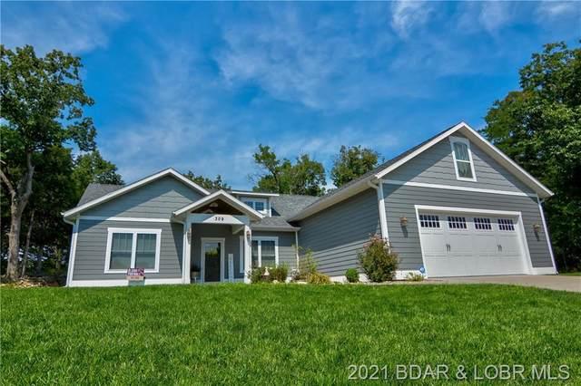 309 Willow Ridge Road, Lake Ozark, MO 65049 (MLS #3539204) :: Columbia Real Estate