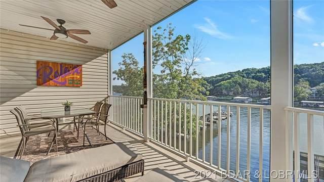 116 Port Royale Drive 2B, Sunrise Beach, MO 65079 (MLS #3539232) :: Columbia Real Estate