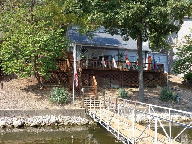 16 Cedar Mill Lane, Sunrise Beach, MO 65079 (MLS #3539393) :: Coldwell Banker Lake Country
