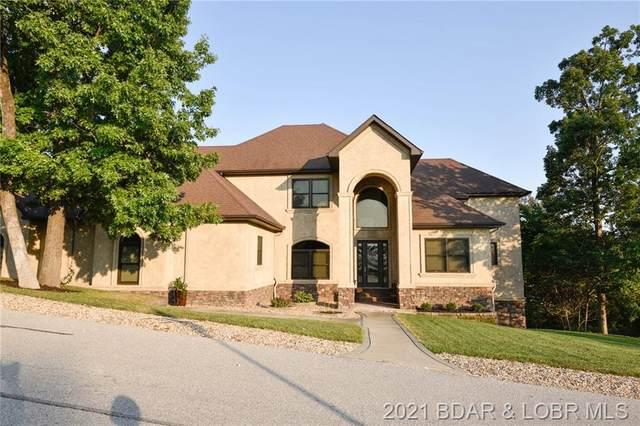 1001 Beacon Ridge Drive, Lake Ozark, MO 65049 (MLS #3539452) :: Columbia Real Estate