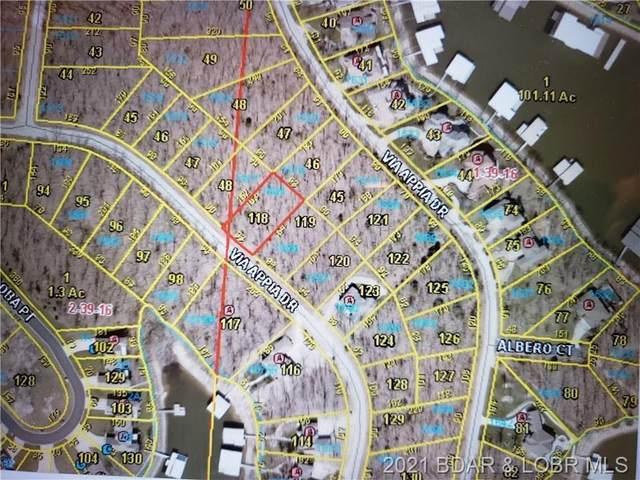 Lot 1685 Via Appia Drive, Porto Cima, MO 65079 (MLS #3539584) :: Century 21 Prestige