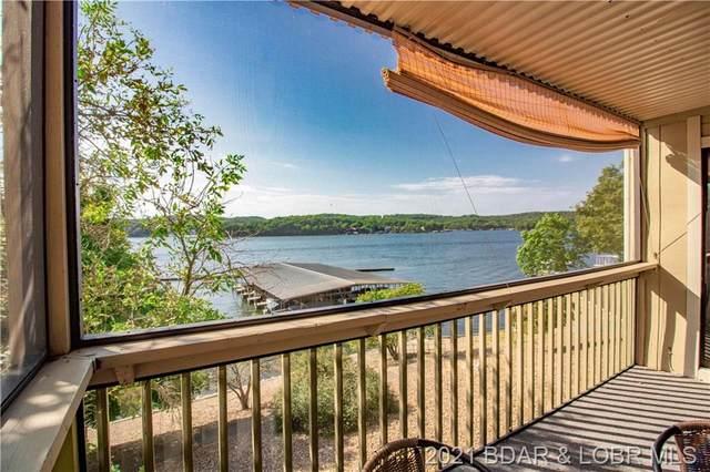 2500 Bay Point Village Drive #121, Osage Beach, MO 65065 (MLS #3539615) :: Century 21 Prestige