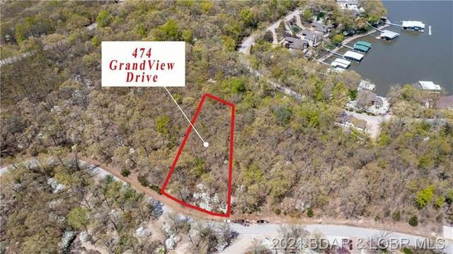 Lot 474 Grand View Drive, Porto Cima, MO 65079 (MLS #3539690) :: Coldwell Banker Lake Country