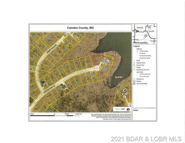 Lot 1223 Briarwood Lane, Lake Ozark, MO 65049 (MLS #3539936) :: Coldwell Banker Lake Country
