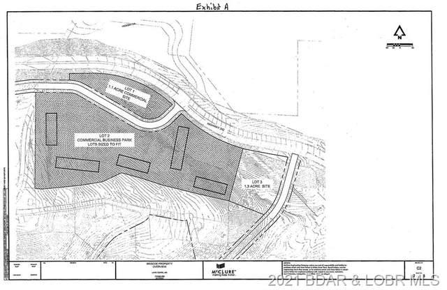 Lot 3 Hwy 242, Lake Ozark, MO 65049 (#3539953) :: Matt Smith Real Estate Group