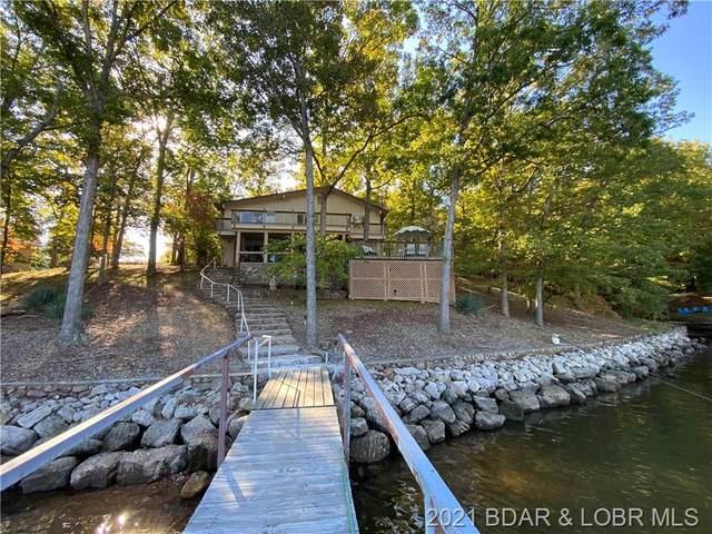 594 Shawnne View Drive, Sunrise Beach, MO 65079 (MLS #3540045) :: Coldwell Banker Lake Country
