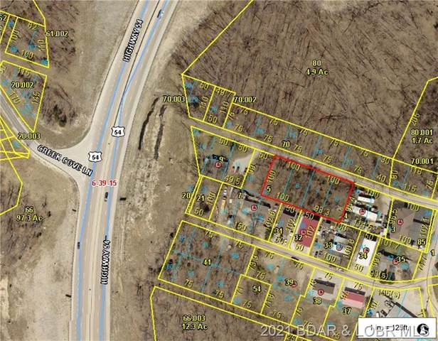 Lots 6,7,8 & 9 Cabana Village, Osage Beach, MO 65065 (MLS #3540050) :: Century 21 Prestige