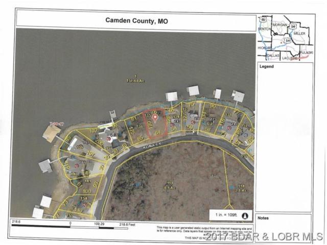 Lot 15 Kona Cove Cove, Roach, MO 65787 (MLS #3123598) :: Coldwell Banker Lake Country