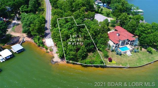 Lot 1 Quiet Waters, Sunrise Beach, MO 65079 (MLS #3526274) :: Century 21 Prestige