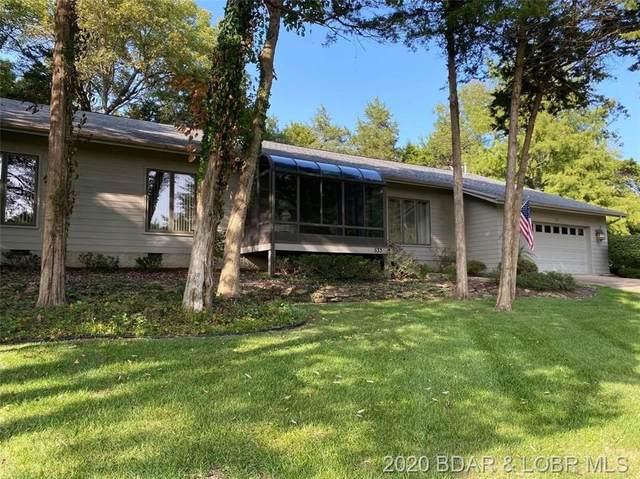 533 Lake Valley Drive, Camdenton, MO 65020 (MLS #3528679) :: Coldwell Banker Lake Country