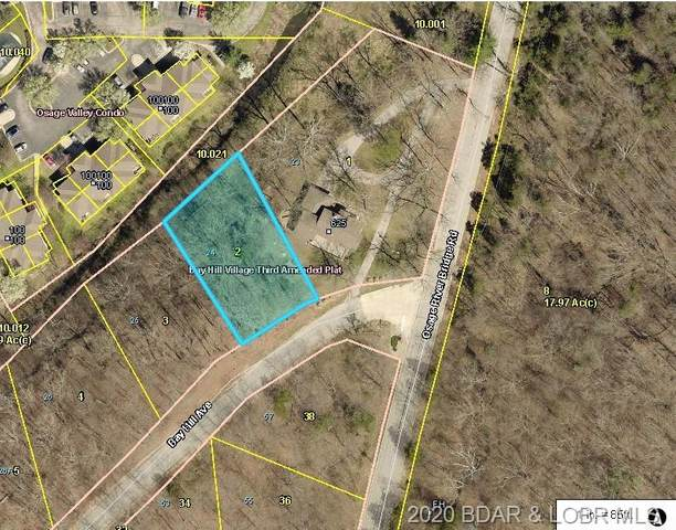 Lot 24 Bay Hill Avenue, Lake Ozark, MO 65049 (MLS #3528707) :: Coldwell Banker Lake Country