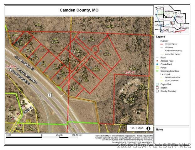 TBD Jack Crowell Road, Camdenton, MO 65020 (MLS #3530411) :: Coldwell Banker Lake Country