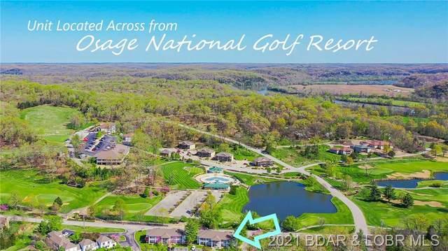 100 Osage Hills Road #601, Lake Ozark, MO 65049 (MLS #3534136) :: Century 21 Prestige