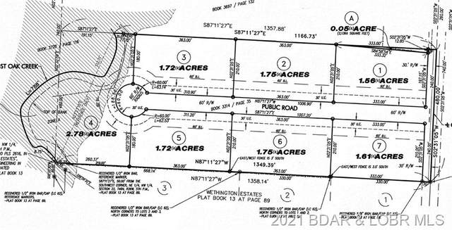 Lot 2&3 Nw 70th Road, Out Of Area (BDAR), MO 64093 (MLS #3535915) :: Coldwell Banker Lake Country