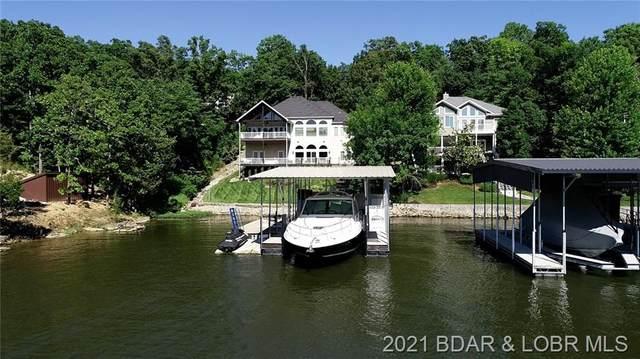 174 Springridge Lane, Sunrise Beach, MO 65079 (MLS #3536342) :: Columbia Real Estate
