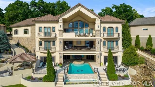 549 Forestridge Lane, Sunrise Beach, MO 65079 (MLS #3537671) :: Columbia Real Estate