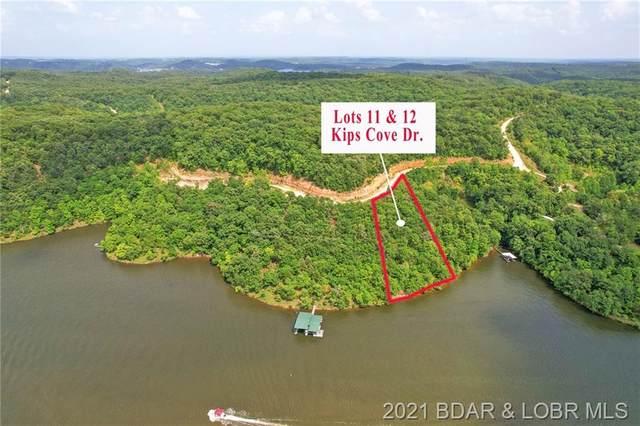11 & 12 Kips Cove Drive, Camdenton, MO 65020 (MLS #3537989) :: Coldwell Banker Lake Country