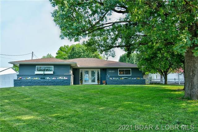 1023 Passover Road, Osage Beach, MO 65065 (MLS #3538164) :: Coldwell Banker Lake Country