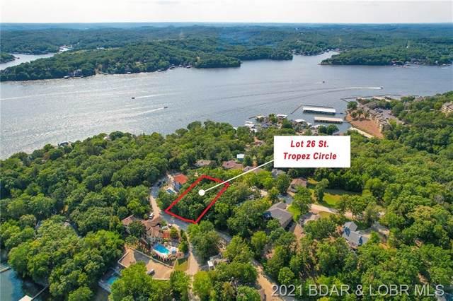 Lot 26 St. Tropez Circle, Osage Beach, MO 65065 (MLS #3538446) :: Columbia Real Estate