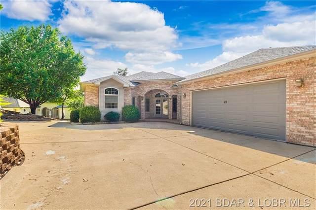 49 Rosco Road, Lake Ozark, MO 65049 (MLS #3538865) :: Columbia Real Estate