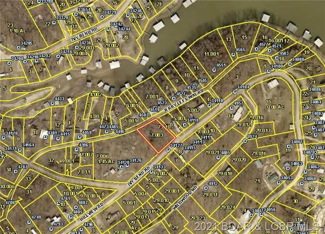 TBD Jerry Lees Way Road, Stover, MO 65078 (MLS #3539404) :: Columbia Real Estate