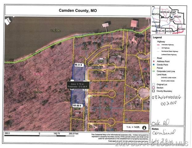 8,9,10 Oak Road, Osage Beach, MO 65065 (#3523553) :: Matt Smith Real Estate Group