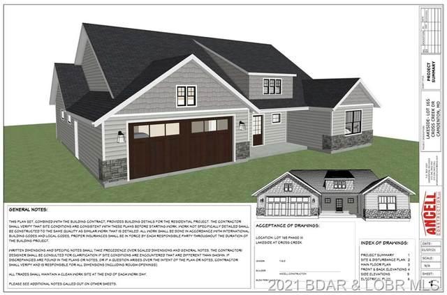 Lot 165 Lakeside At Cross Creek, Camdenton, MO 65020 (#3531239) :: Matt Smith Real Estate Group