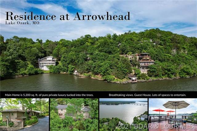 104 Arrowhead Estates Lane, Lake Ozark, MO 65049 (MLS #3533895) :: Columbia Real Estate