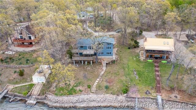 155 Parrot Bay Lane, Sunrise Beach, MO 65079 (MLS #3534242) :: Columbia Real Estate
