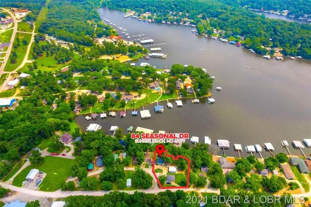 84 Seasonal Drive, Sunrise Beach, MO 65079 (MLS #3538669) :: Columbia Real Estate