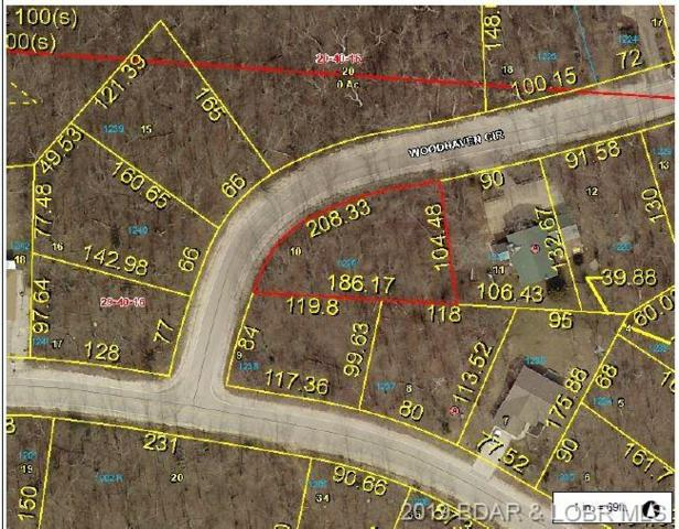 Lot 1226 Woodhaven Circle, Lake Ozark, MO 65049 (MLS #3503604) :: Coldwell Banker Lake Country