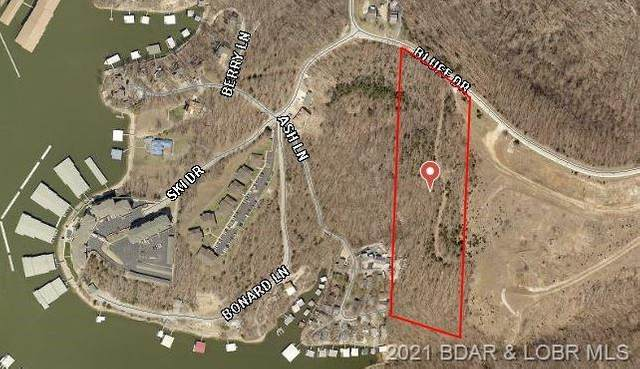 1 Lot Bluff Drive, Osage Beach, MO 65065 (MLS #3532179) :: Columbia Real Estate