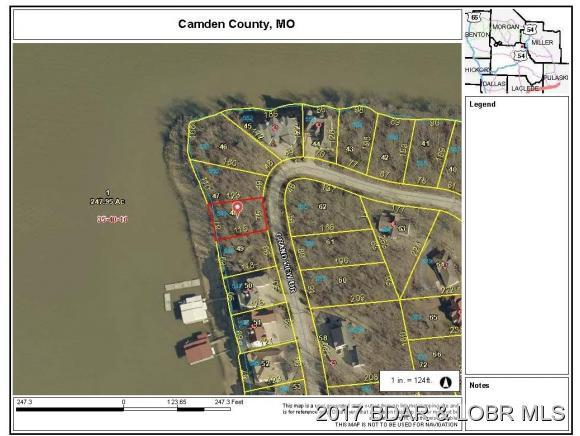 Lot 549 Grandview Drive, Porto Cima, MO 65079 (MLS #3123857) :: Coldwell Banker Lake Country