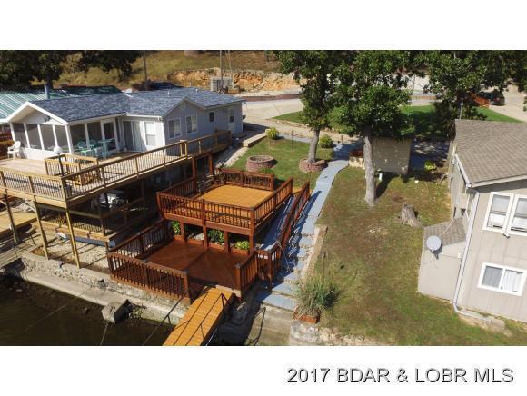 401 Putt N Bay Drive, Sunrise Beach, MO 65079 (MLS #3127477) :: Coldwell Banker Lake Country